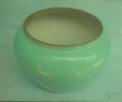 宜均釉罐形水洗