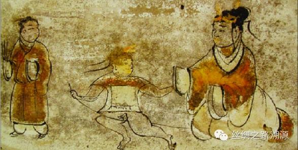 儿童节日里,重看敦煌壁画中嬉戏自在的童趣