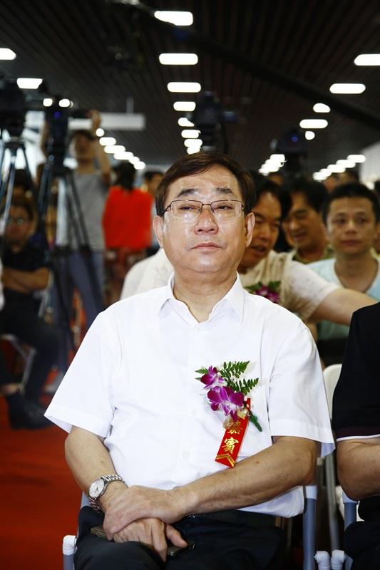 人民日报社副社长张建星参加开幕式