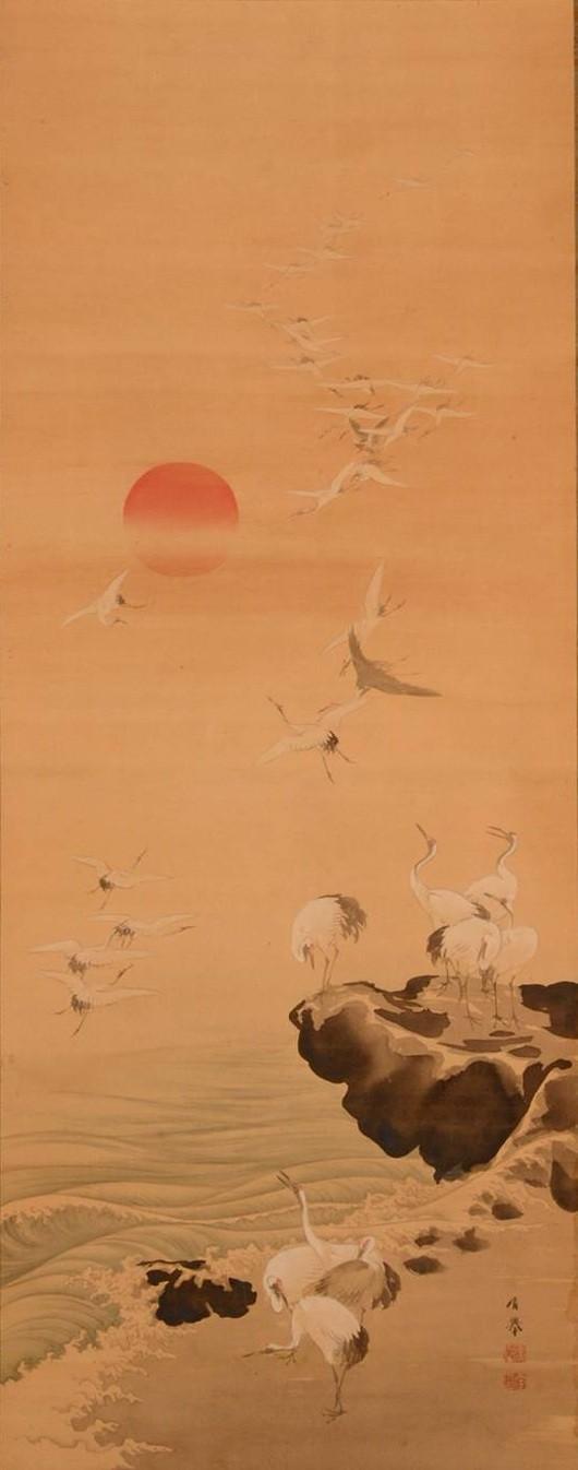 由日本收藏的中国书画看日本回流艺术品