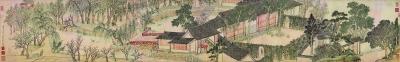 可画之园 可园之画——中国古代的园林绘画
