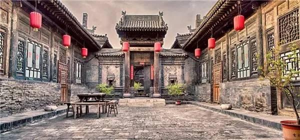 四合院之美,中国独有!