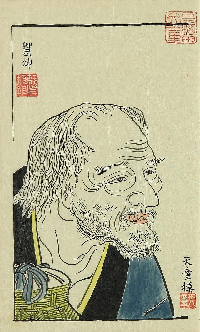 """日本江户时代,茶道大师的""""武林秘笈"""""""