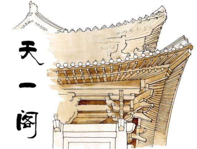 天一阁丨10副楹联,品读中国