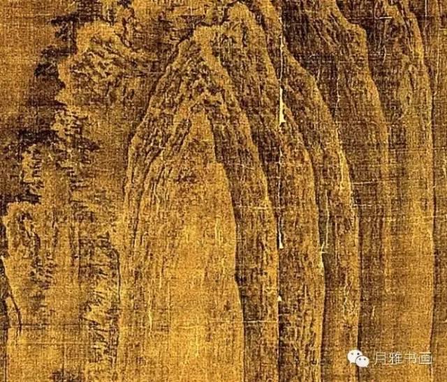 从山水画短线条皴的传承看中国画
