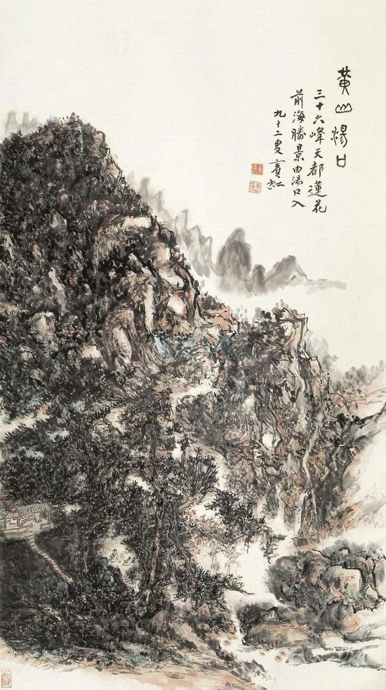 一件刷新了艺术家个人世界拍卖纪录的书画作品,无疑成为了2017年上半年中国艺术品市场的最大亮点。