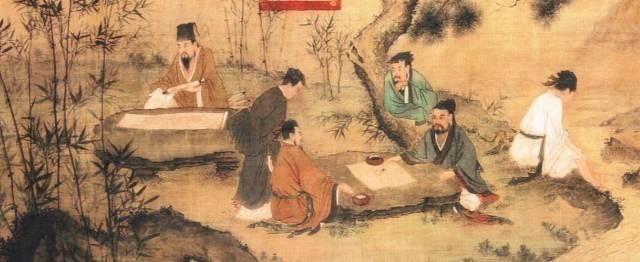 在古代,书法和绘画谁的地位高?