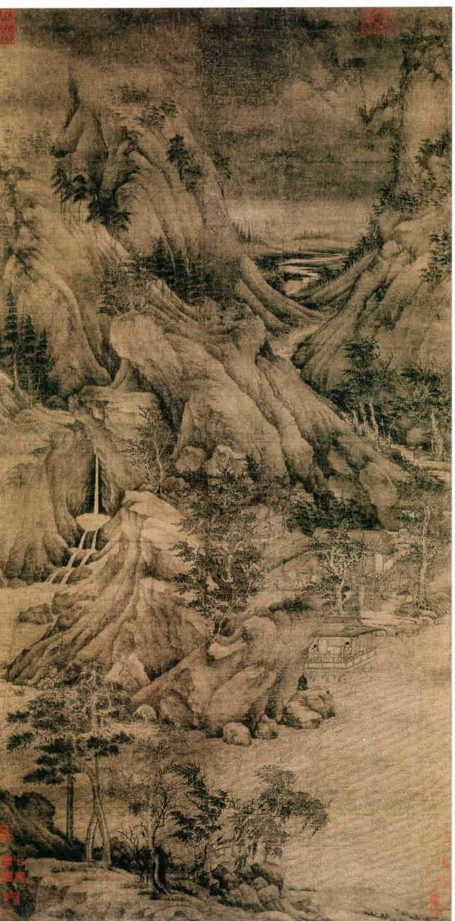 张大千惹的祸:一幅五代古画引发的国际论战