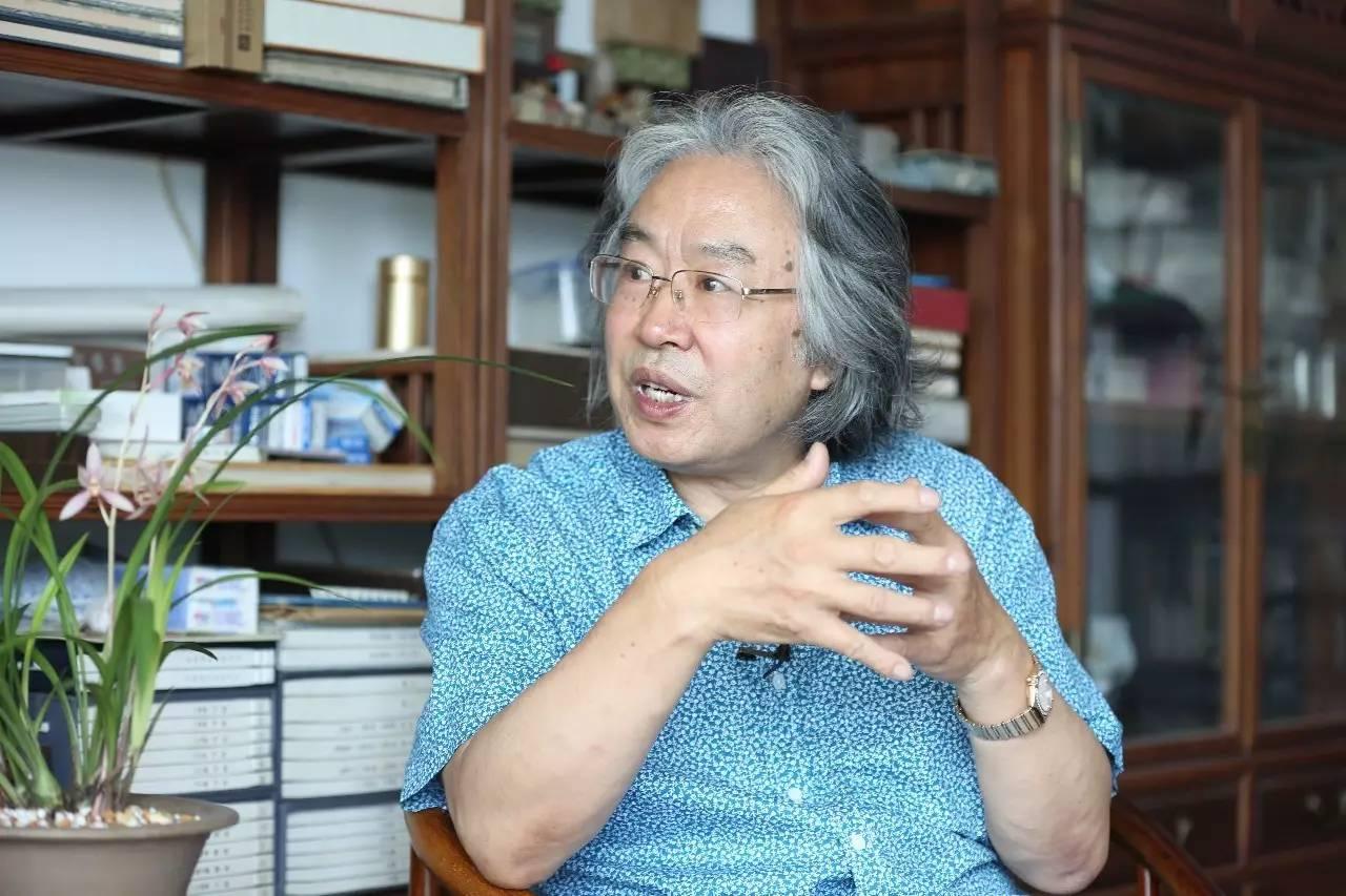 丛文俊是纯粹的书学思考者