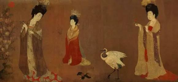从唐代到开始说起,看历代画家靠什么谋生?