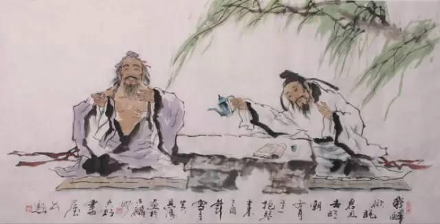 余秋雨:那一年李白杜甫初遇——策马挽弓,诗酒年华