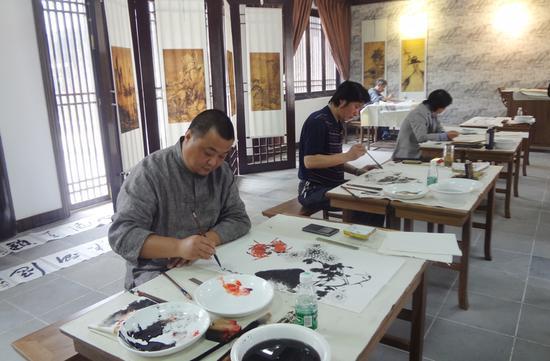 """书画者当""""慎"""":对传统文化敬畏"""