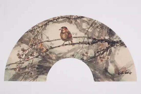 陈佩秋  1922年生,河南南阳人。 国立艺术专科学校毕业 。上海大学美术学院兼职教授,上海中国画院画师 。中国美术家协会会员 。