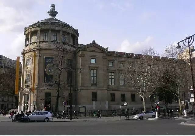 法国吉美博物馆的中国文物