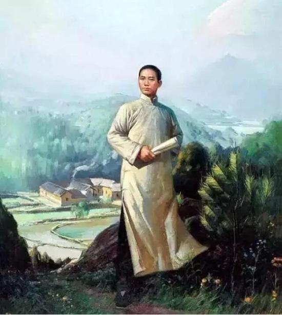 毛泽东33副文采非凡的对联赏析
