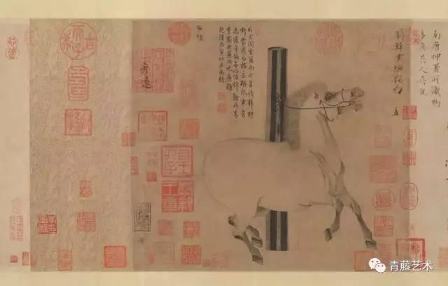 北宋驸马王诜的强大朋友圈:米芾、苏轼、黄庭坚、宋徽宗