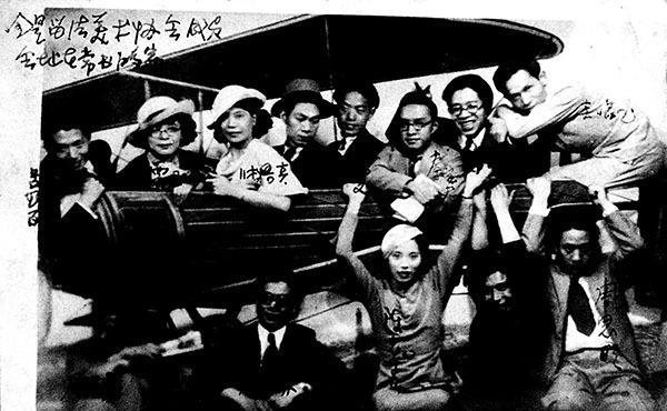 看中国留法艺术家百年:从刘海粟徐悲鸿之争到朱德群之变