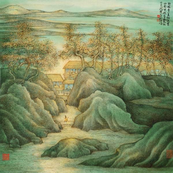 中华艺术宫五周年 关于上海山水画邀请展的思想脉络