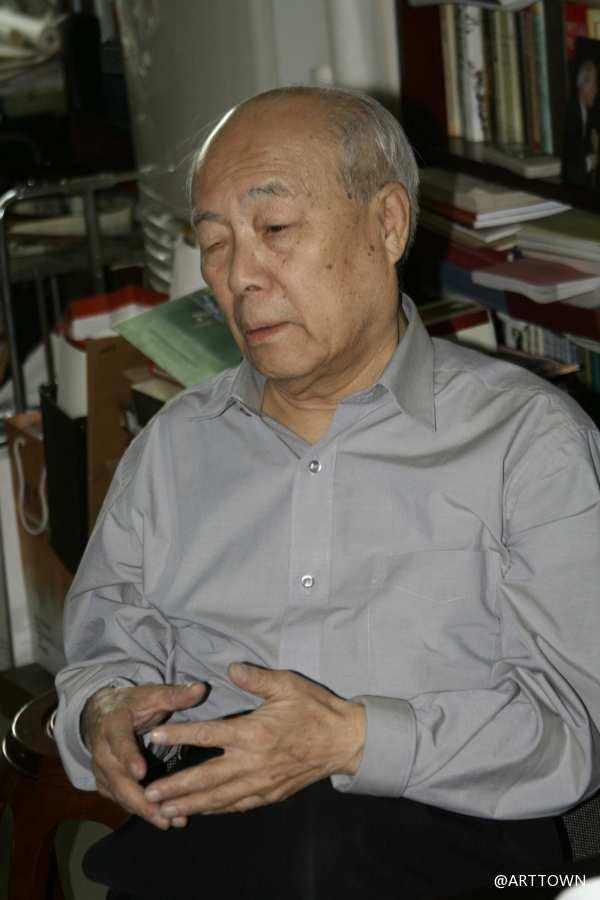 欧阳中石先生谈书法