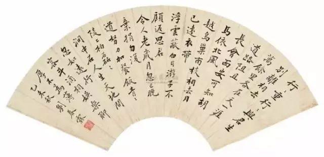 从晚清状元书法看唐楷字法之影响