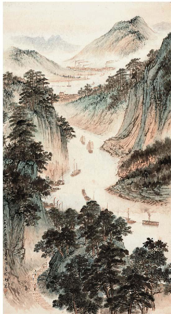 吴韵绵绵——从明四家到当代吴门绘画