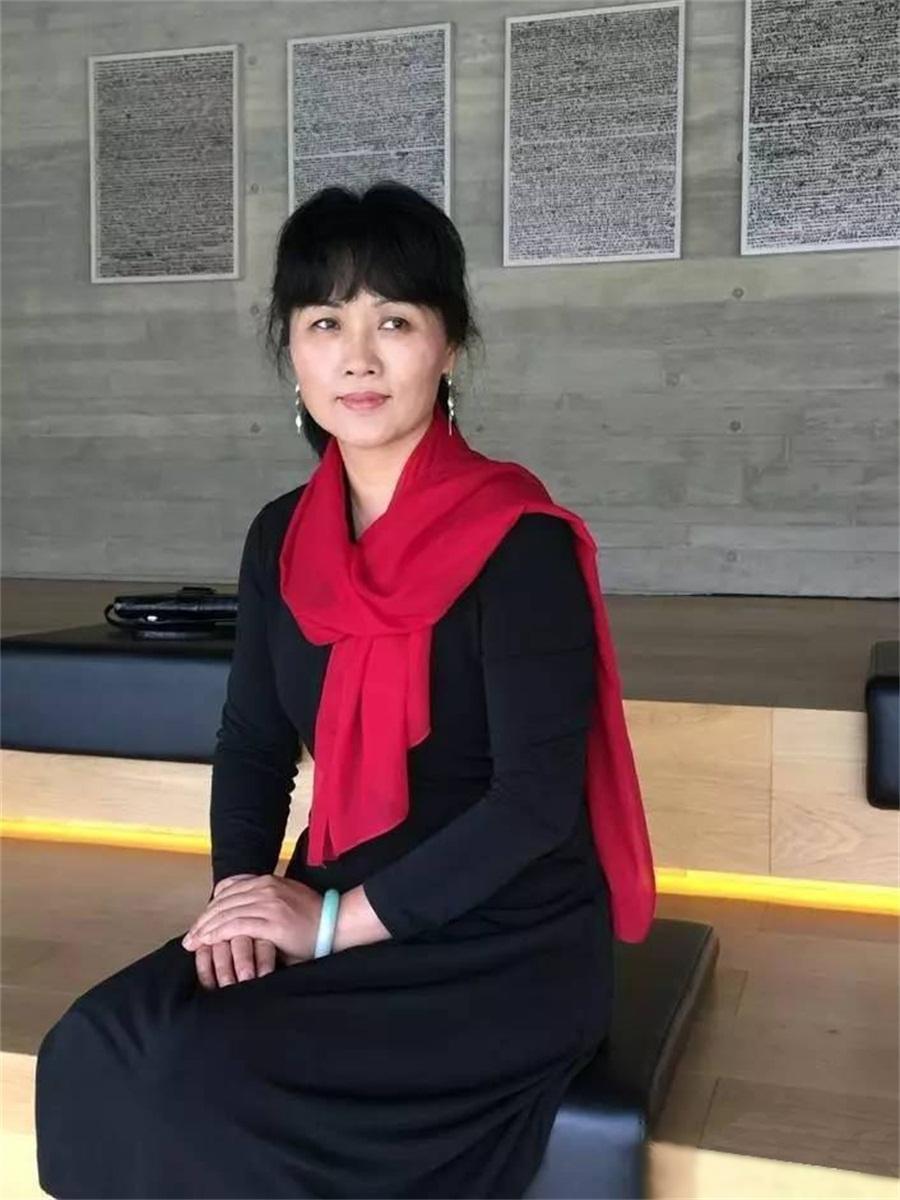 书法艺术网第五期书法创作研修班导师介绍|胡秋萍