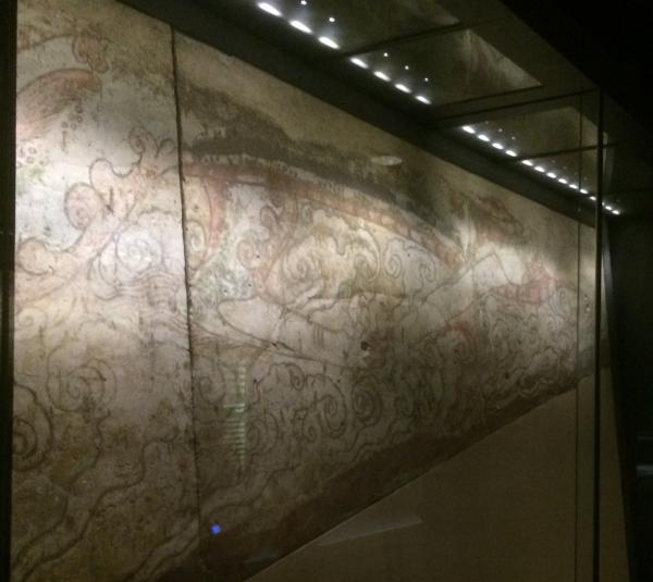 唐代壁画珍品馆:走近千年前的纷繁精美