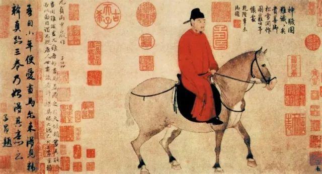 宋徽宗的鹰,赵子昂的马—好画(话)这句歇后语怎么来的