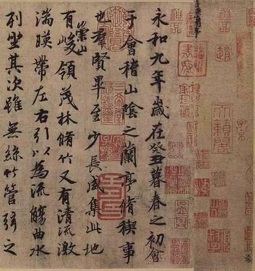 中国书法,中国人的骄傲!