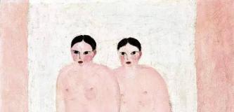 常玉一生穷困爱画裸女,如今一幅画卖1.2亿,徐志摩称之为