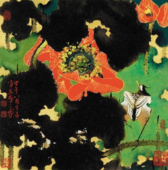 《荷说》的启示——观韩天衡学艺70年书法篆刻展有感