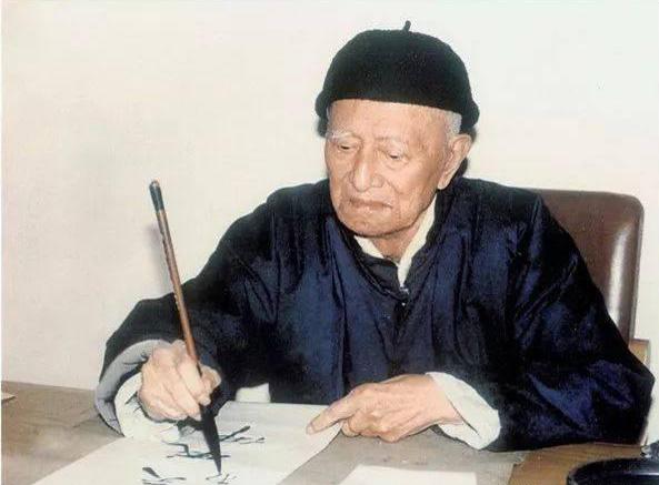 林筱之回忆父亲林散之