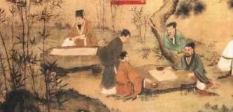 在中国古代,书法和绘画的地位孰高孰低?