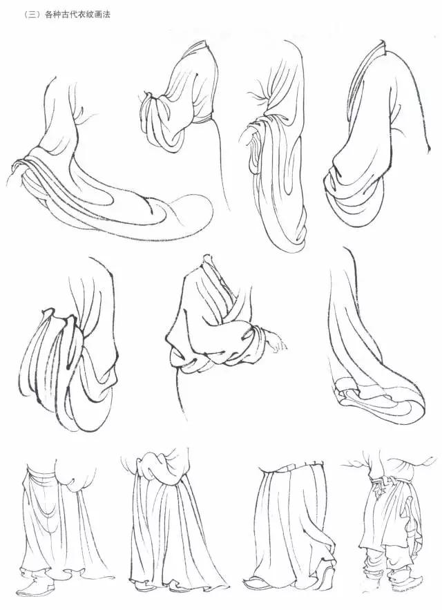 另外,指甲的勾法比较特别,一定要注意指甲盖的透明关系及指甲插入肉中