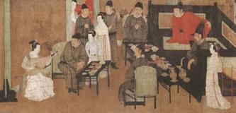 故宫公布今明年大展:《韩熙载夜宴图》领衔历代人物画展