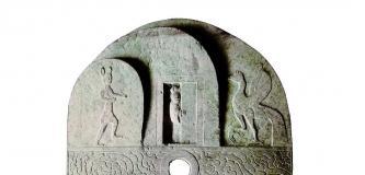新出土的汉碑原石,与张迁碑书风接近