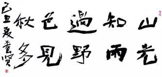 中国书协楷书委员会委员们的楷书作品,怎么样?